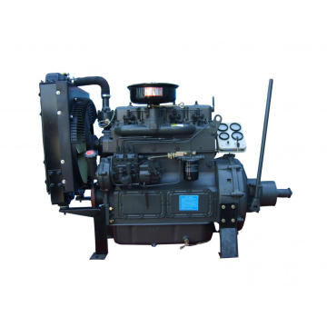 China Gold Supplier for K4100ZP Engine 30hp 2000RPM Diesel Engine with PTO Shaft supply to New Zealand Factory