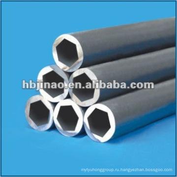 Трубы из углеродистой стали с внутренним шестигранником из нержавеющей стали и трубы из Китая