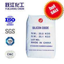 Белый углерод-углеродный газ Sio2