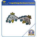 Cadeaux pour enfant Métal Badge nuageux