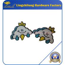 Regalos para niños Metal Cloudy Badge