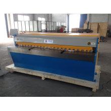 Máquina de corte da placa de metal Qh11d-3.2X2500 / máquina de corte mecânica