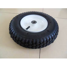 Air Wheel, Small Wheel, Pneumatic Tyre, Air-Inflated Rubber Whee