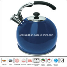 3L Color Stainless Steel Whistle Kettle Kitchenware