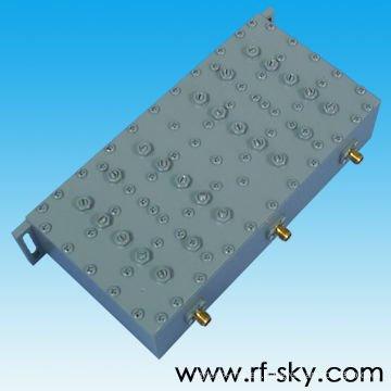 Negro 100W 1730-1839M SMA-KF vhf duplexor móvil