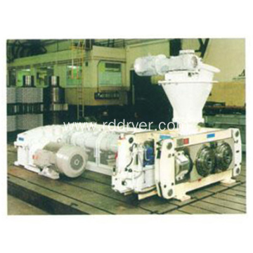 Fish feed granulating machine