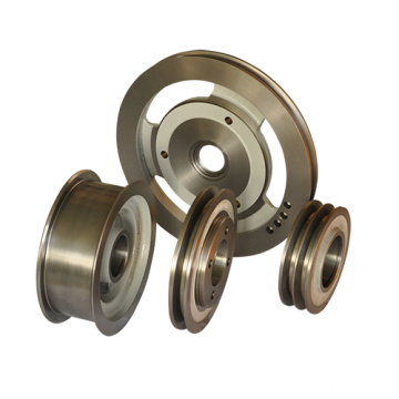 OEM Pulley CNC Machining for Farm Machinery