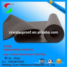 1.2mm1.5mm2mm besten Preis epdm Membranhersteller in China
