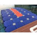with high bearing capacity plastic floating pontoon bridge for factory price jet ski
