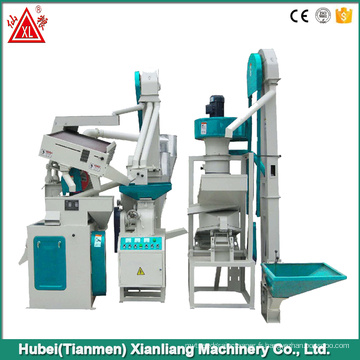 Fournisseur de machines de traitement de grain de moulin de riz de Satake