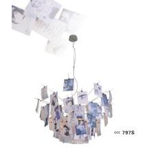 Lámpara colgante de diseño especial caricatura (797S2)