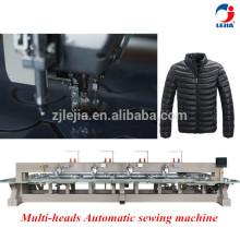 Máquina de coser automática de la ropa industrial para la venta
