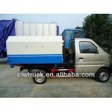 1.5 tons mini single-arm garbage truck