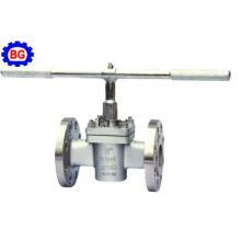 Griffhebel-Steckerventil RF-Typ