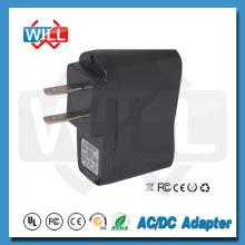 5v 0.5a / 0.3a US adaptador de corriente