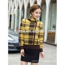 Толстые кашемир зима 2015 женщин свитер