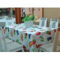 PEVA/PVC Waterproof Table Cloth