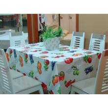 PEVA/PVC Waterproof Table Cloth
