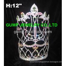 large fleur de lis crown