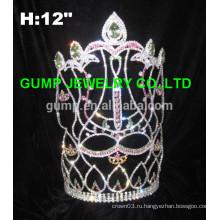 Большой Fleur de lis crown