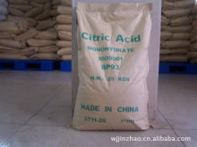 Citric Acid Monohydrate Food Additives Ingredients In Foods And Beverages