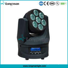105W RGBW 4in1 LED DMX Moving Head Sky Beam