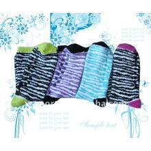 Mulheres meias mais quentes do inverno