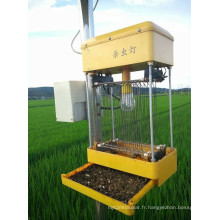 Assassins solaires moustiques / Insecticides Trappes à la mouche Lamp / Insect Bug Zappers for Orchard and Farmland