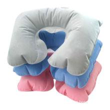 Inflatable Cushion with Soft, Smooth, Nonirritating, Self-adjusting Advanced Foam Formula