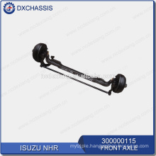 ORIGINAL NHR NKR Front Truck Axle 300000115