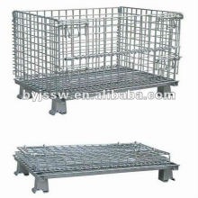 storage cage wire mesh cage with all equipment