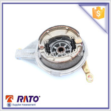 OEM Chinese factory price motorcycle drum brake parts stock sale