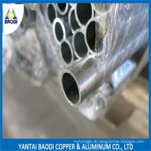 Aluminium Naht / Nahtloses Rohr 1050 1060 1070 1100 1154 1200