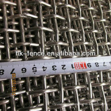 High Quality Crimped Wire Mesh/Aggregate screen