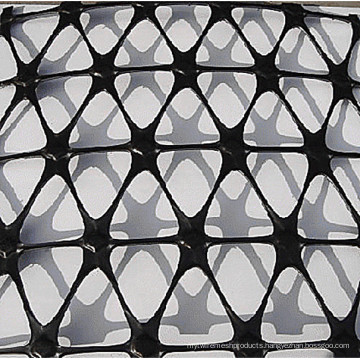 Triaxial Geogrid for Road Construction