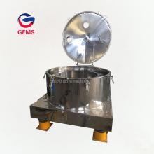 Centrifugeuse tubulaire d'huile de noix de coco centrifugeuse asséchant la machine