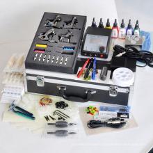 Kit de tatouage professionnel avec 4 machines