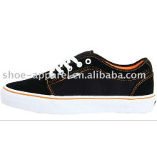 black mens canvas shoes