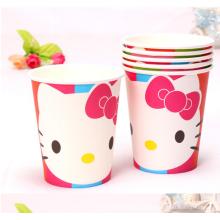 navidad llevar vasos de papel de café