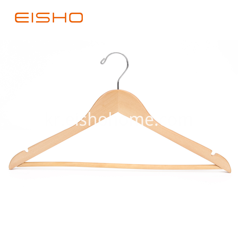 Ewh0031 Wooden Coat Hanger