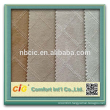 Newly-designed Microfiber Suede Upholstery Fabric for Shoe
