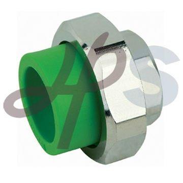 união de bronze de PPR para conecte a tubulação de PPR