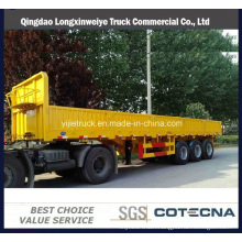 Side Wall Semi Trailer with Twist Lock