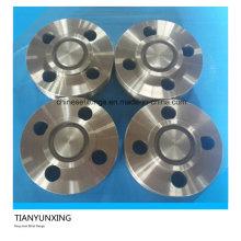 Rj Stainless Steel Ring Joint Blind Flange
