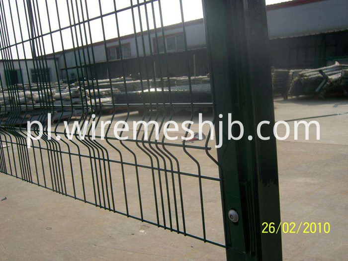 WeldWire Mesh Fencing