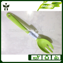 eco-friendly forks wholesale bamboo fiber long forks