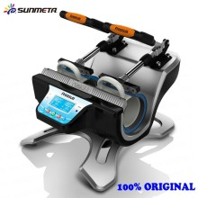 Sunmeta New Arrival Double-estação Mug Press Machines