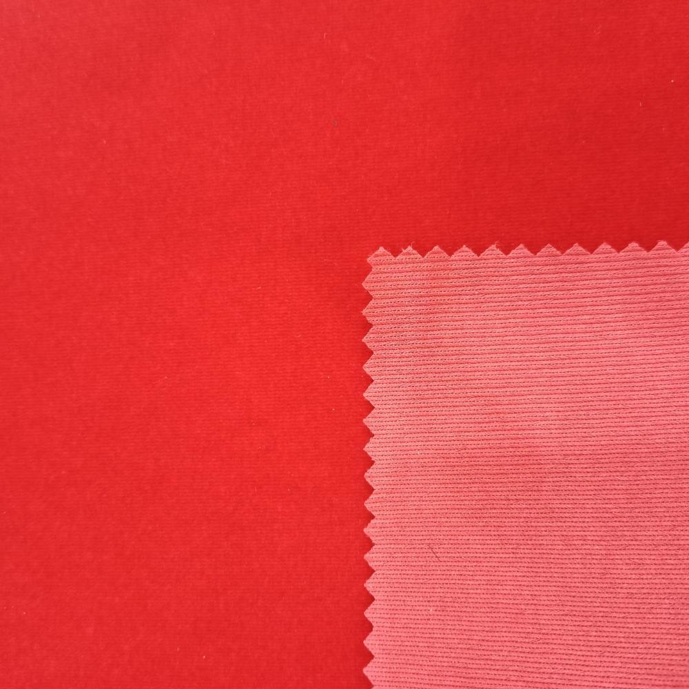 Good Breathability Flocked Fabric 2