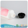 Plastic LDPE HDPE flexible makeup containers packaging tube supplies