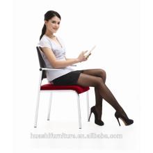 Т-082CH новый дизайн стекируемые обучение стул с написание планшет